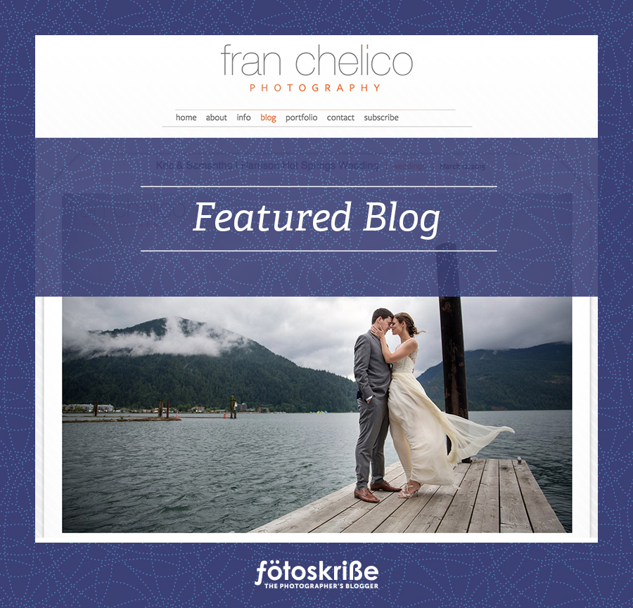 Featured Blog | Fran Chelico Photography | Harrison Hot Springs Wedding